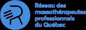 Logo - Réseau des massothérapeutes